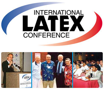 latex conference logo